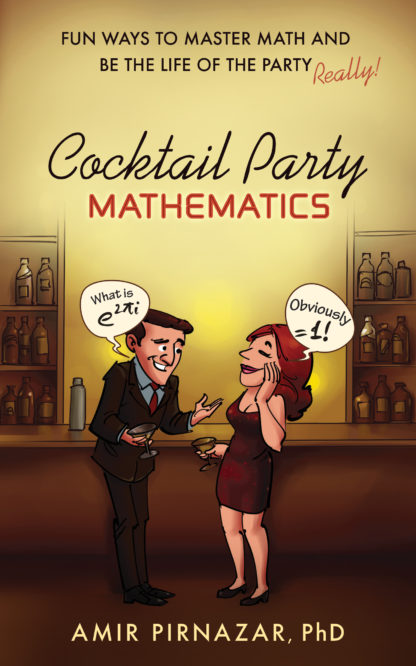 Cocktail Party Mathematics Book Cover